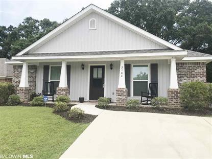2184 S Wolf Branch Drive  Mobile, AL MLS# 285536