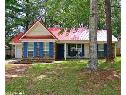 831 W Copperfield Drive  Mobile, AL MLS# 301214