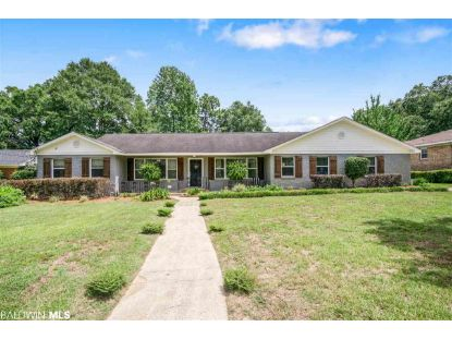 1051 Hillcrest Lane  Mobile, AL MLS# 302098