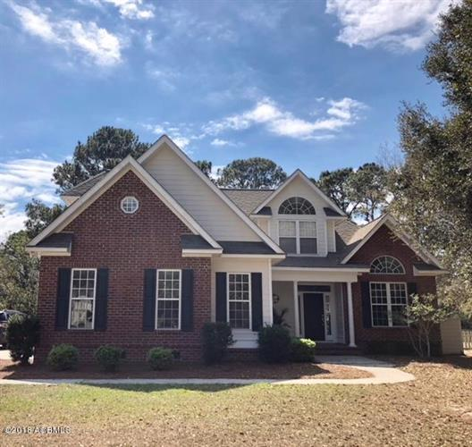 41 Dolphin Point Drive, Beaufort, SC 29907