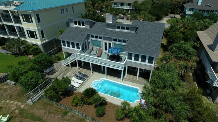 707 Rock Beauty Road, Fripp Island, SC 29920