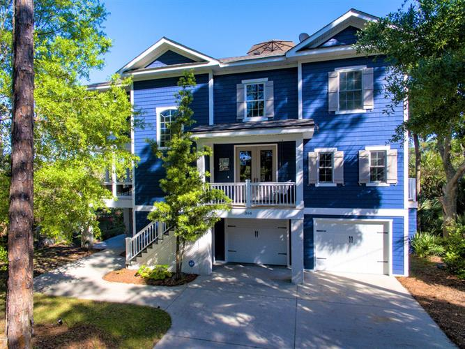 366 Speckled Trout Road, Fripp Island, SC 29920 - Image 1