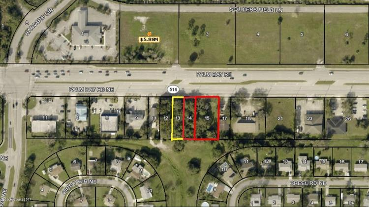 0000 Palm Bay Road, Palm Bay, FL 32905