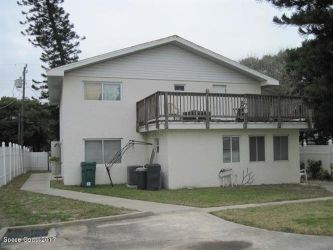 268 s atlantic avenue cocoa beach fl 32931 mls 780716 for Multi family beach house rentals