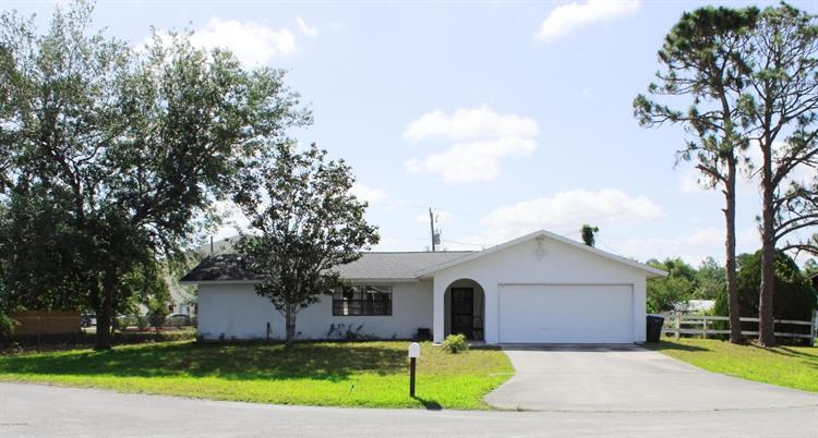 1291 Deggen Court, Palm Bay, FL 32907
