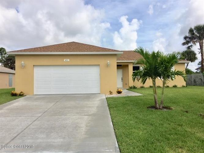 431 Cellini Avenue, Palm Bay, FL 32907