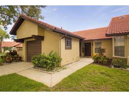 871 Brae Court Palm Bay, FL MLS# 765699
