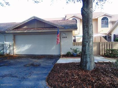 1312 Island Green Drive Palm Bay, FL MLS# 772945