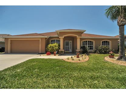 3677 Long Leaf Drive Melbourne, FL MLS# 813978