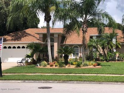 773 Conestee Drive West Melbourne, FL MLS# 818266
