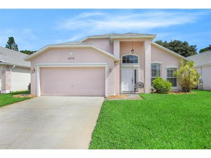 4915 Erin Lane Melbourne, FL MLS# 822144