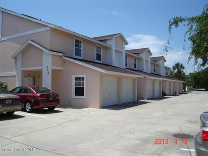 105 Escambia Lane Cocoa Beach, FL MLS# 822910