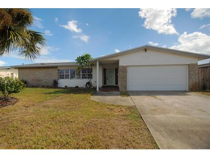 245 Orange Street Satellite Beach, FL MLS# 827211