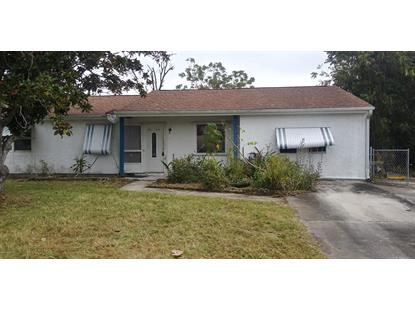 1635 Fairfield Circle Palm Bay, FL MLS# 831255