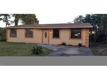 851 Carlyle Avenue Palm Bay, FL MLS# 831538