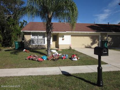 1656 Mason Terrace Melbourne, FL MLS# 831760