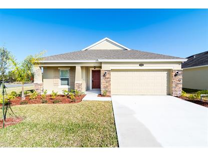 3976 Milner Court West Melbourne, FL MLS# 833797