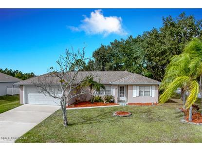 1099 San Matio Street Palm Bay, FL MLS# 834041