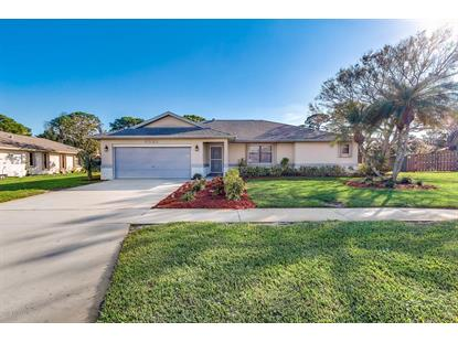 3581 Monarch Street Melbourne, FL MLS# 834284