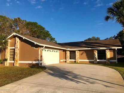 825 NW Beacon Street Palm Bay, FL MLS# 834476