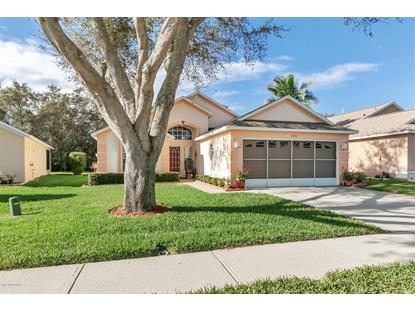 1036 Pine Creek Circle Palm Bay, FL MLS# 834488
