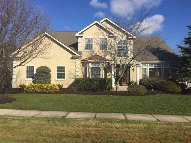 4 PEBBLE BEACH Drive, Egg Harbor Township, NJ 08234