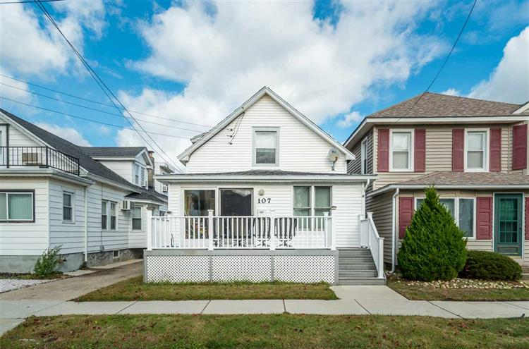 107 W 18th Avenue, North Wildwood, NJ 08260