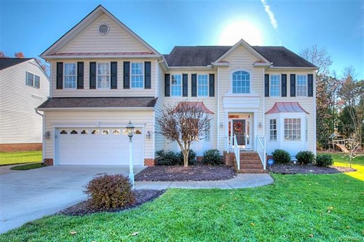 11609  Shadow Run Ln, Glen Allen, VA 23059