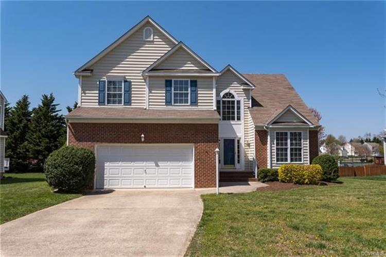 9388  Crossover Dr, Mechanicsville, VA 23116