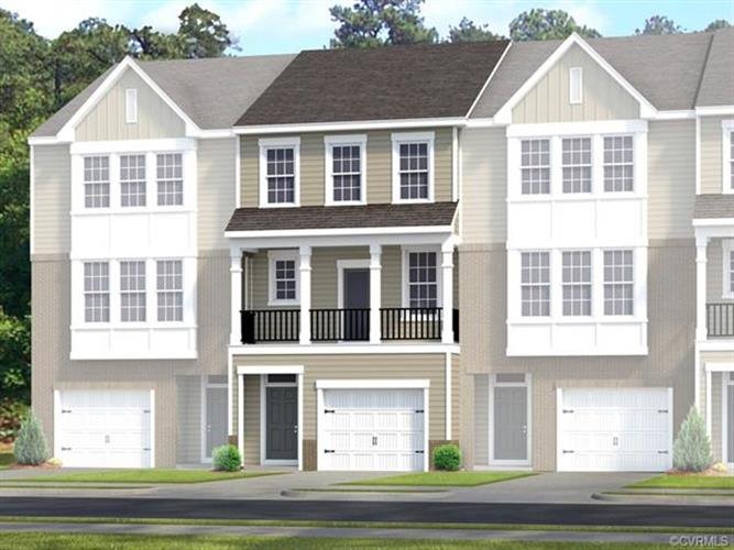 6109 W Stonepath Garden Dr Unit#Lot 16, Chester, VA 23831