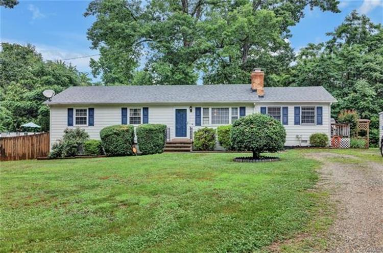 2318  Mountain View Rd, Powhatan, VA 23139