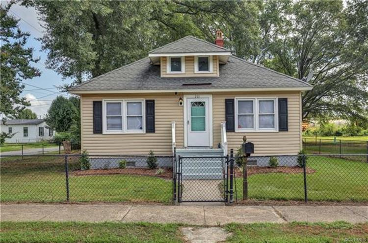 201 S 4th Ave, Hopewell, VA 23860