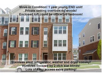 4221  Saunders Tavern Trl Unit#A Richmond, VA MLS# 1814393