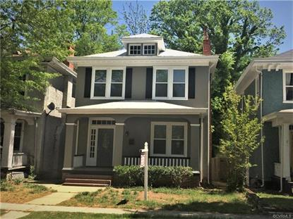 2709  Hanes Ave Richmond, VA MLS# 1816017