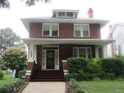 3037  Montrose Ave Richmond, VA MLS# 1837464