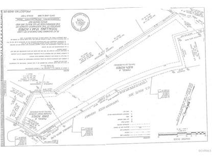 TBD  Richmond Tappahannock Hwy Aylett, VA MLS# 1838274