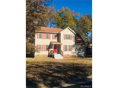 1612  Saddlehorse Pl Richmond, VA MLS# 1840241