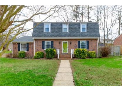 4439  Berkshire Ln Colonial Heights, VA MLS# 1900939