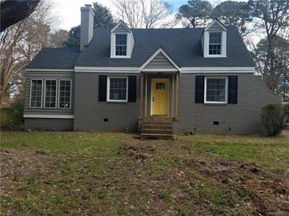 5928  Morningside Dr Henrico, VA MLS# 1907437