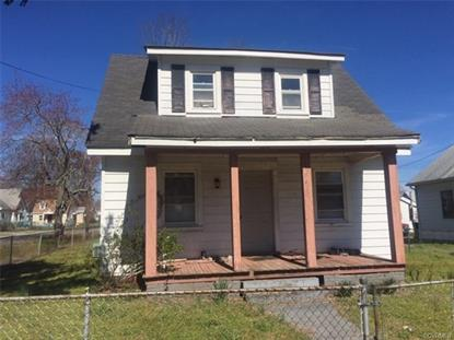 2221 Richmond Street Hopewell, VA MLS# 1909325