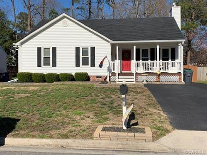 6166 Winding Hills Drive Mechanicsville, VA MLS# 1909568
