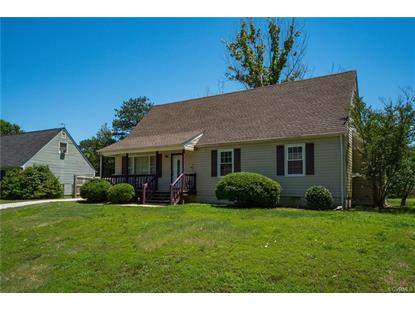 6117 Perthshire Street Chesterfield, VA MLS# 1919404