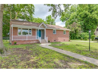 1647 Stuart Avenue Petersburg, VA MLS# 1919711