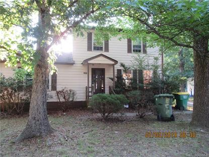 1607 Old Iron Road Hopewell, VA MLS# 1920247