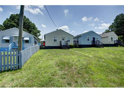 3610 Lawson Street Richmond, VA MLS# 1920946