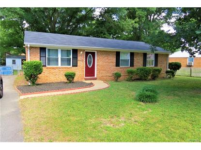6813 Wentworth Street Chesterfield, VA MLS# 1920999