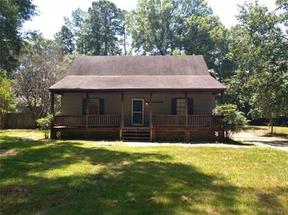 3706 Burnham Drive Hopewell, VA MLS# 1922016