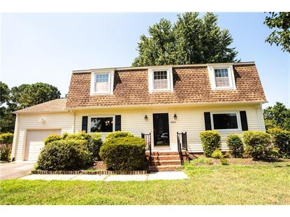 8156 Indian Springs Road Richmond, VA MLS# 1924147