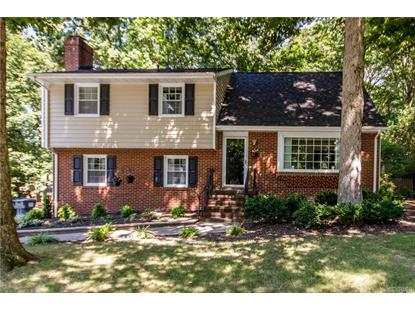 9708 S Verlinda Court Richmond, VA MLS# 1924163