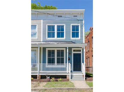 2704 P Street Richmond, VA MLS# 1925120